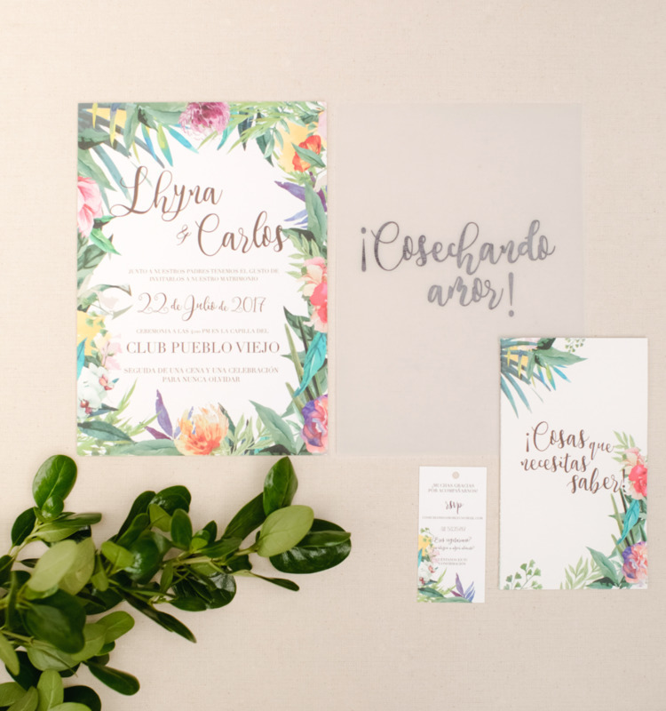 Invitation design Lhyna Carlos - fragosojessika | ello
