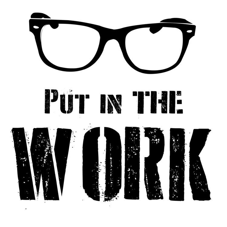 Put work - caballero, blogger, logo - maveez | ello