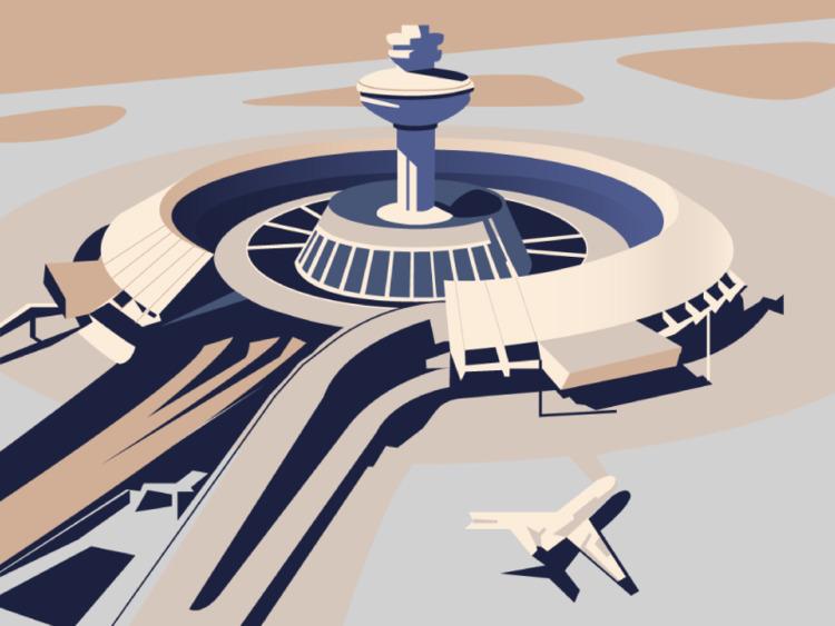 Zvartnots Airport Yerevan Archi - urban_fairy | ello