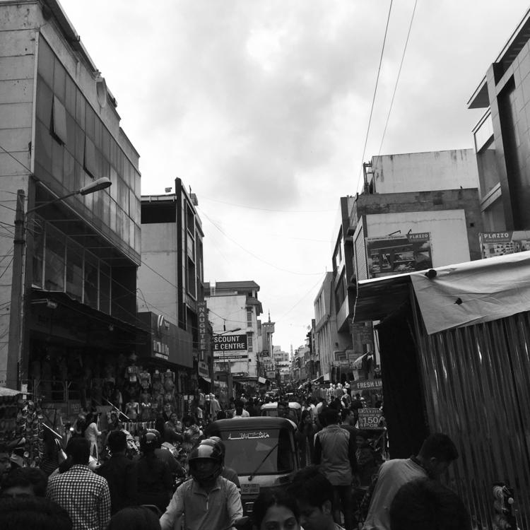 Commercial Street bangalore. We - balaji1989 | ello