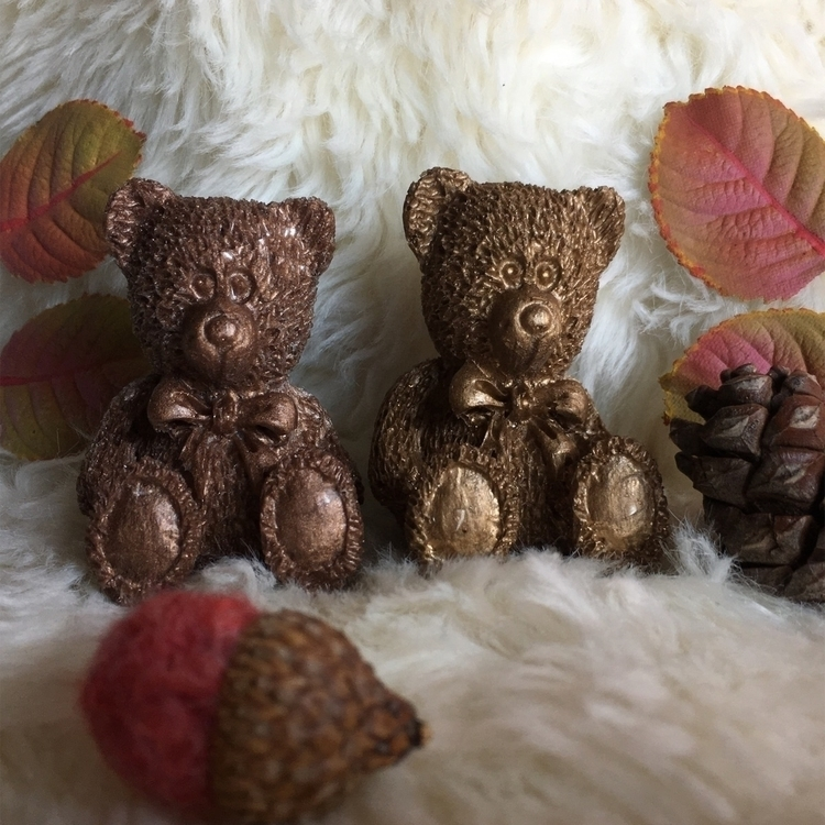 Teddy Bears favorite! electroni - thefaeriegodmother | ello