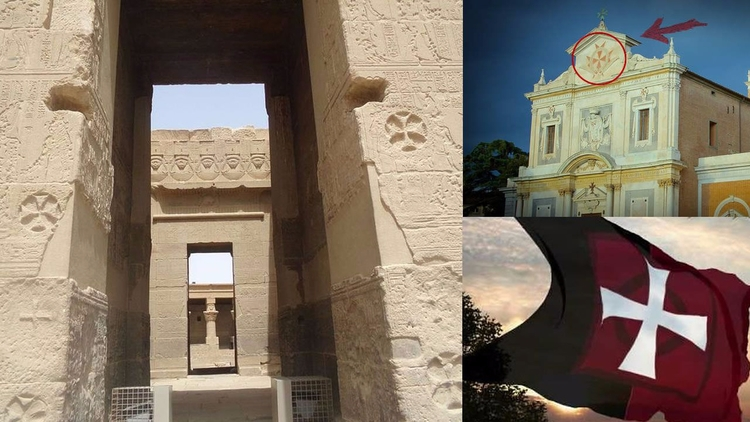 ¿Qué hacen estas «cruces templa - codigooculto | ello