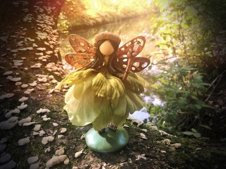 Happy day favorite month - autumn - faerieblessings | ello