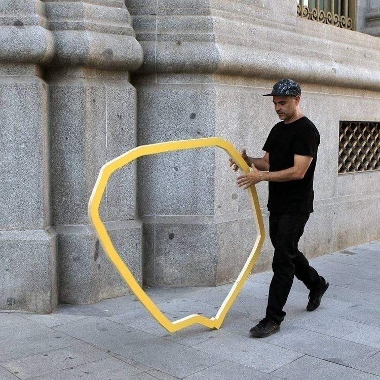 6 Aros, walking sculpture path  - eltono | ello