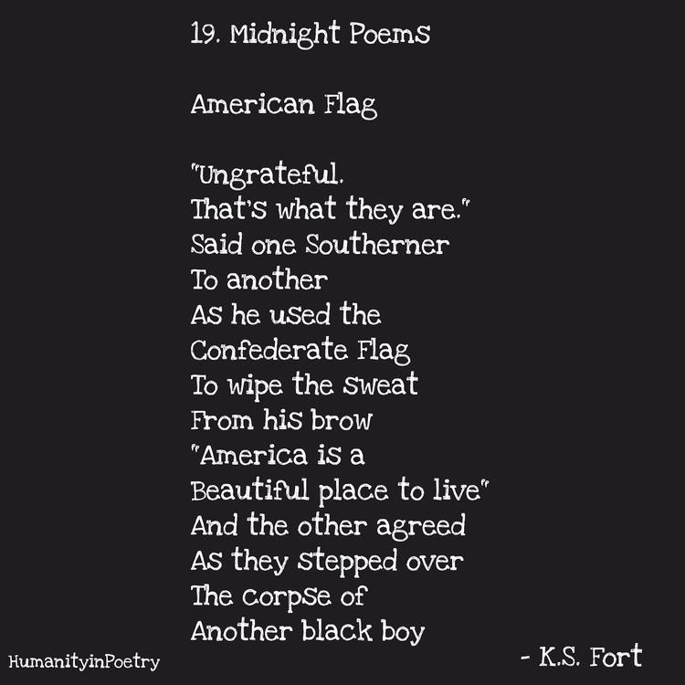 Link Poem, American Flag - poetry - humanityinpoetry | ello