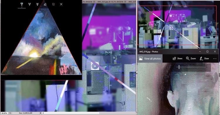 SCREEN COLLAGE - postinternet, contemporaryart - jlanthony | ello