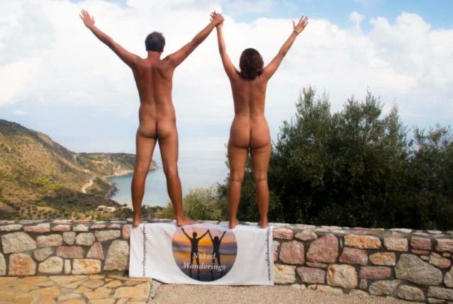 Nick Lins Naked Wanderings talk - bareoaks | ello