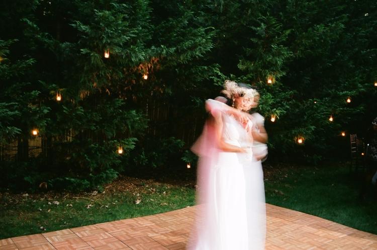 shot wedding long exposures bc  - thefilmbruja | ello