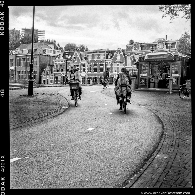 Haarlem, photography, blackandwhitephotography - arnevanoosterom | ello
