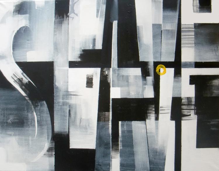 Inconvenient 2015, acrylic canv - maritotto | ello