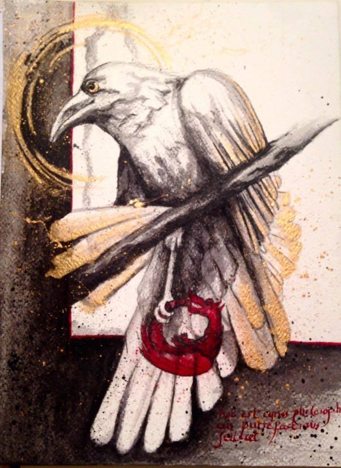 nightingale tells story creatio - sashanonserviat | ello