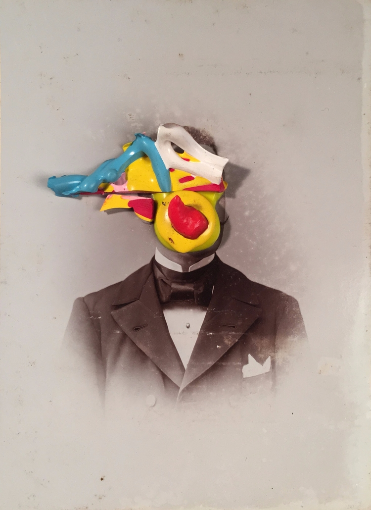 personality portrait - 2, 108 - josephsohn | ello