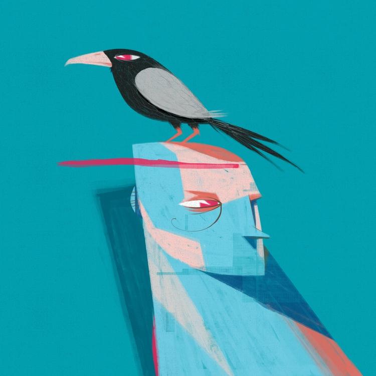 Man Bird - caiobeltrao | ello