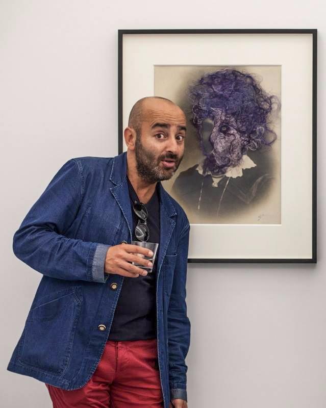 Maurizio Anzeri, Artist, Berlin - sandromartini | ello