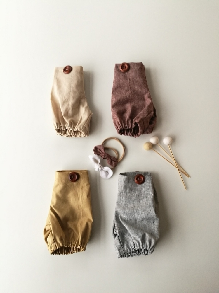 Mathilda bloomers linen Spring  - pure_babe | ello