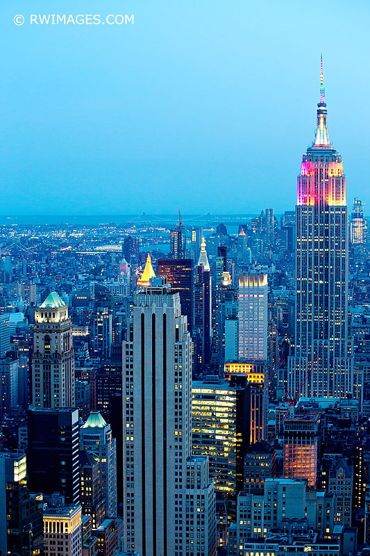 EMPIRE STATE BUILDING MANHATTAN - rwi | ello