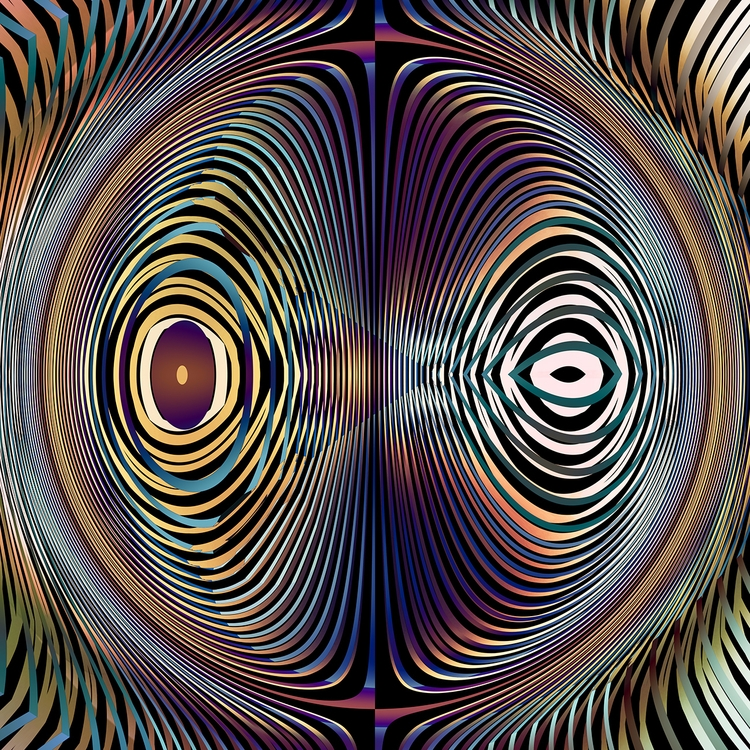 Surprise Suspicion Digital Art - sphericalart   ello