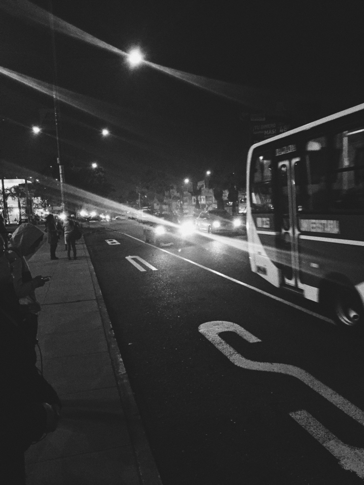 ø - street, road, black, contrast - paulomartinez | ello
