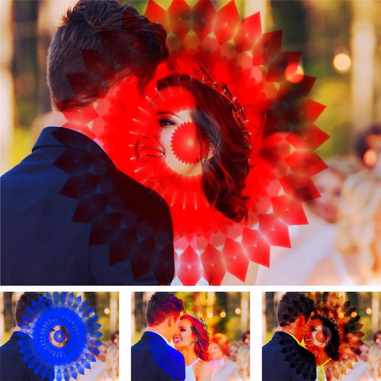 Photography Overlay Template (  - artlikesyou | ello