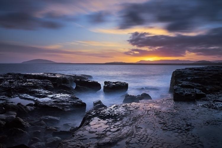 favourite spot coast Sydney - ellophotography - solarfractal | ello