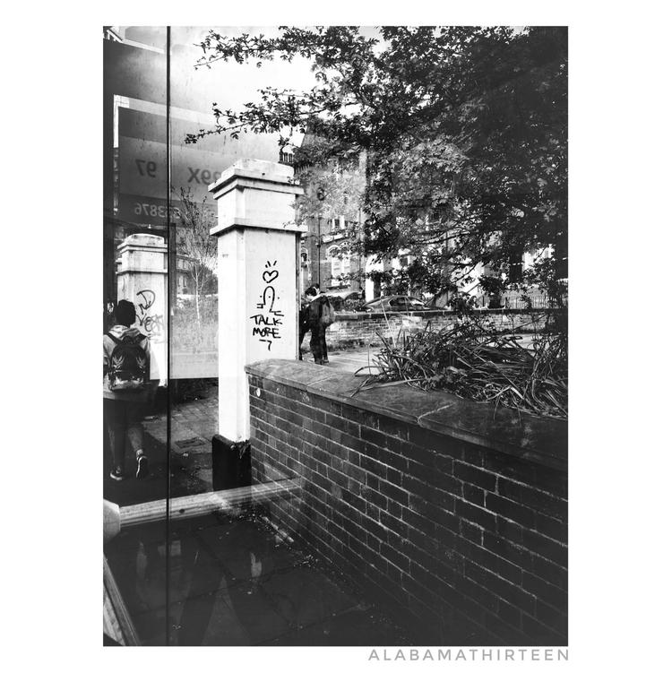Talk | 031017 - streetart, streetphotography - alabamathirteen | ello