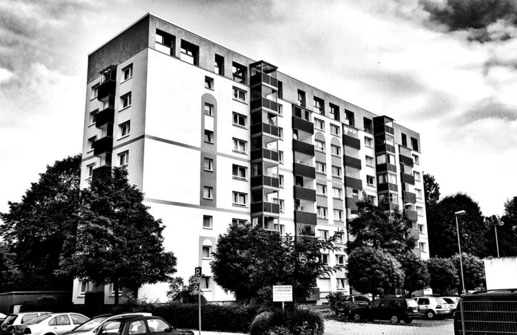 Residential building - blackandwhitephotography - borisholtz | ello