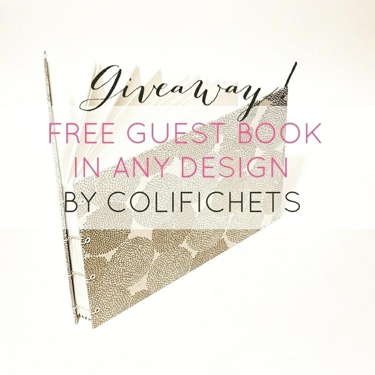 Enter win guest books Emmaline  - colifichets | ello