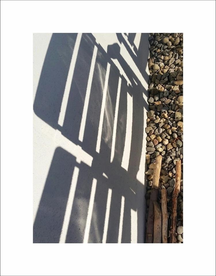 Grey shadow - photography, simplicity - aleksaleksa | ello