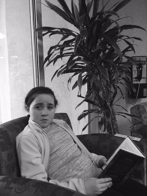 Interview phs `Georgia Zimmerma - ali0nicmag | ello