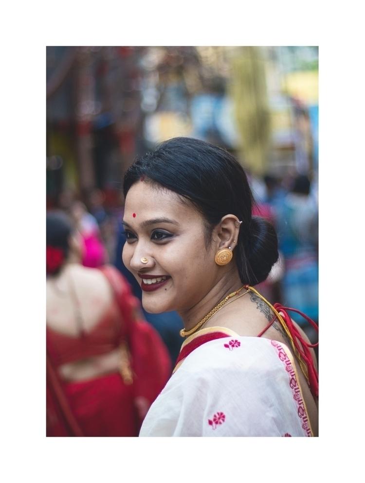 Women | Durga Puja 2017 ••• Cod - isukantapal | ello