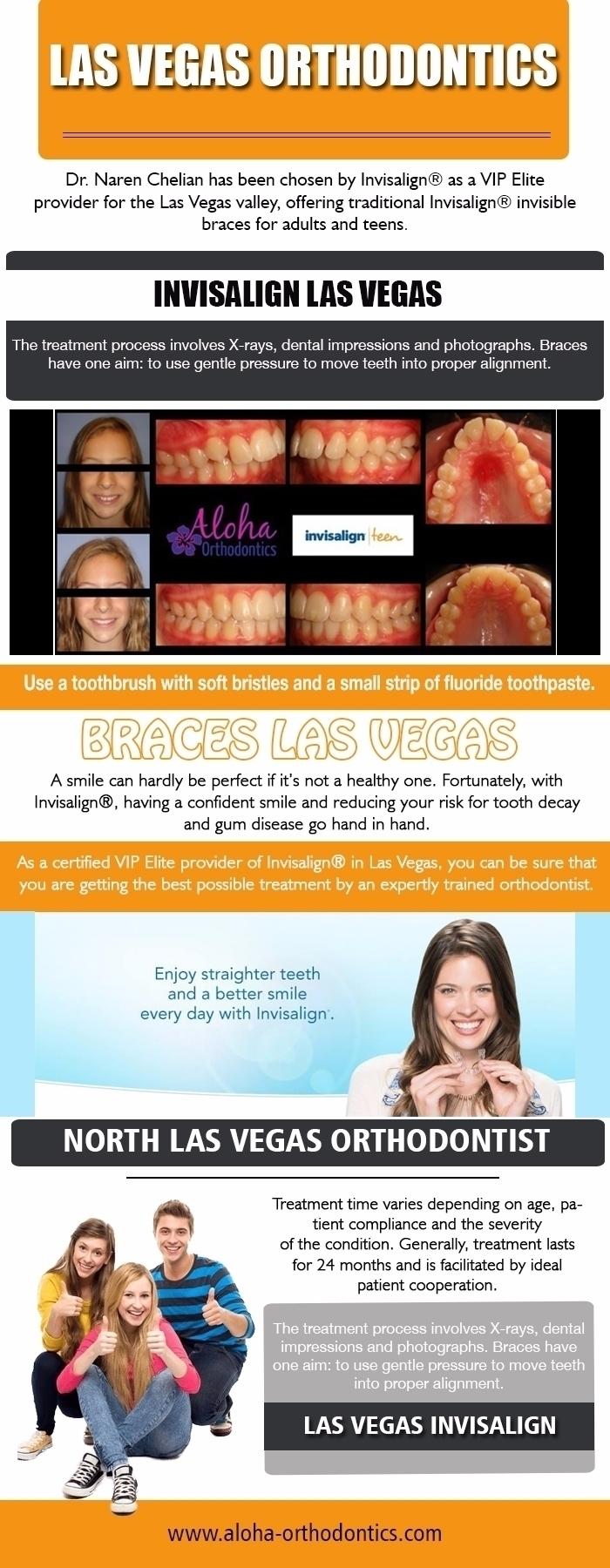 Las Vegas Orthodontists Site ad - braceslasvegas | ello