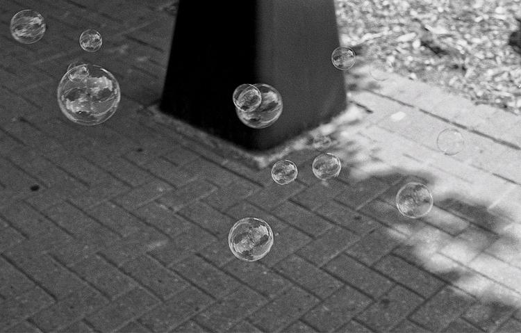 bubbles! Winston-Salem, NC - film - flaneurity | ello
