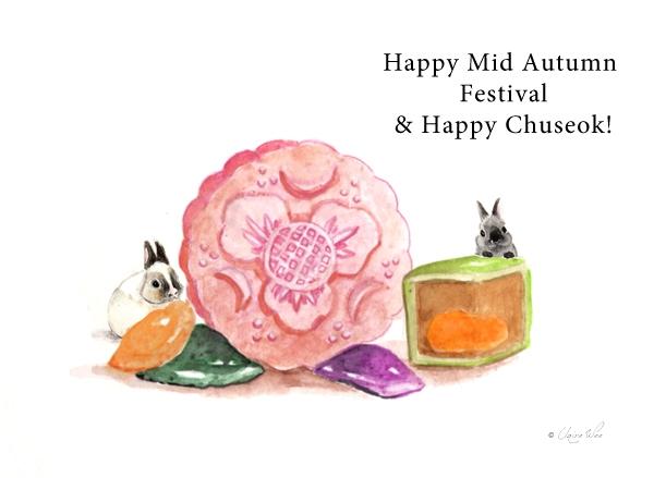 Happy Mid Autumn Festival Chuse - j0eyg1rl | ello