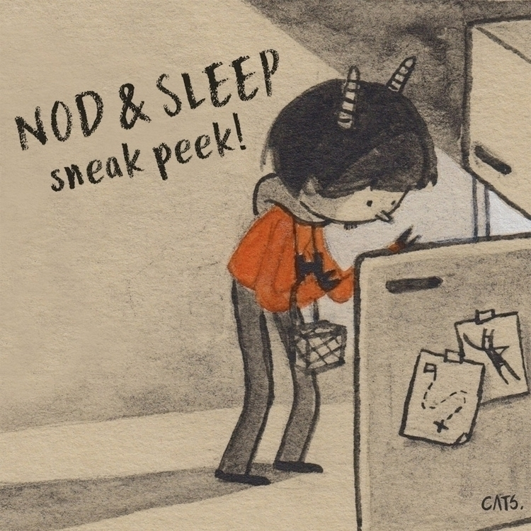 pages Nod Sleep -- coming Novem - catsac | ello