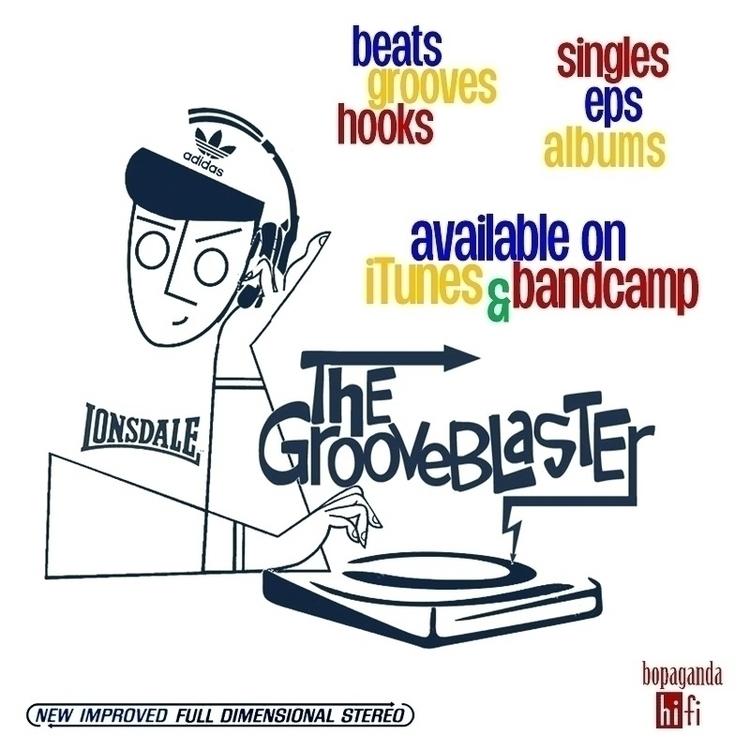 music, downtempo, ellomusic - thegrooveblaster | ello