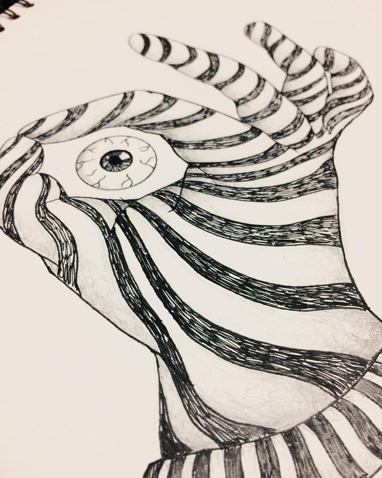 THIEF EYES work progress - drawing - ranggasme | ello