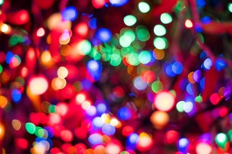 color, lights, christmaslights - beaupearce | ello