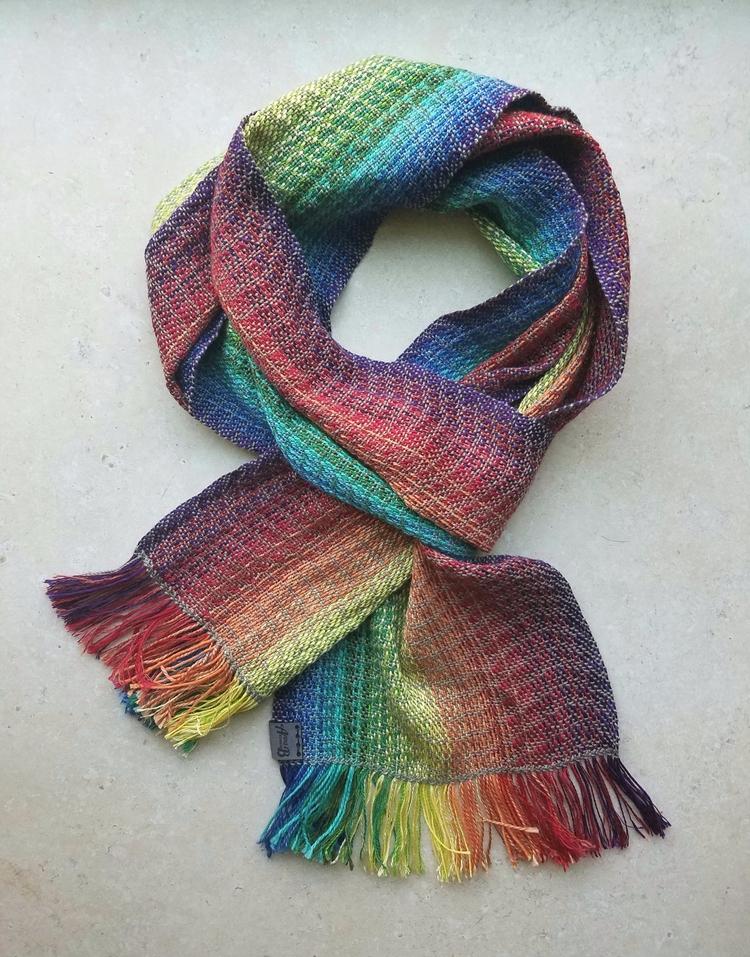 Rainbows, life, ihavethisthingwithcolor - annabweaving | ello