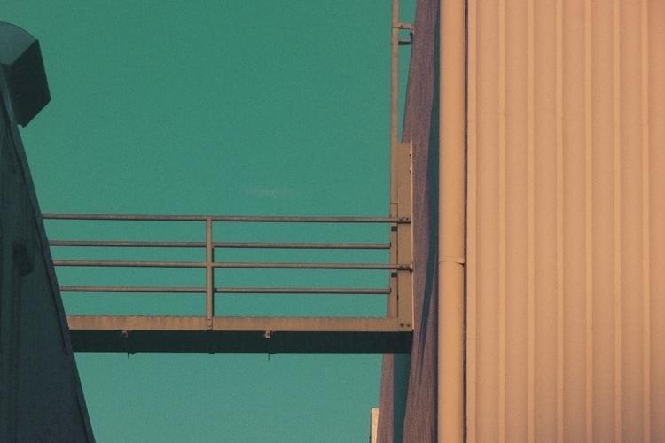 path - architecture, vibrant, abstract - kylie_hazzard_visuals | ello