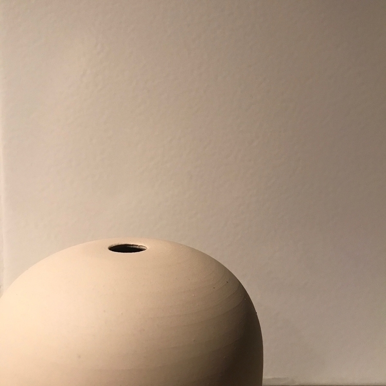 Howl Ceramic vase / instrument - brehab   ello