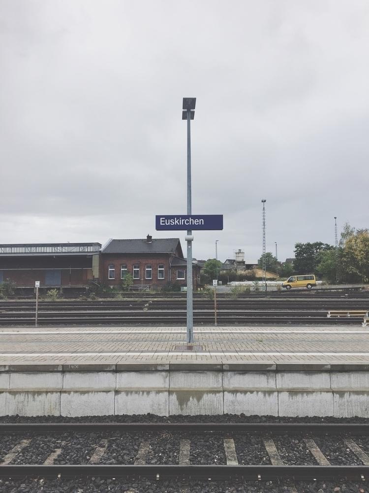 Köln - Euskirchen, Bahnhof - rowiro | ello