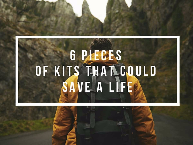 Survival kit list: 6 items! adv - adaptnetwork | ello