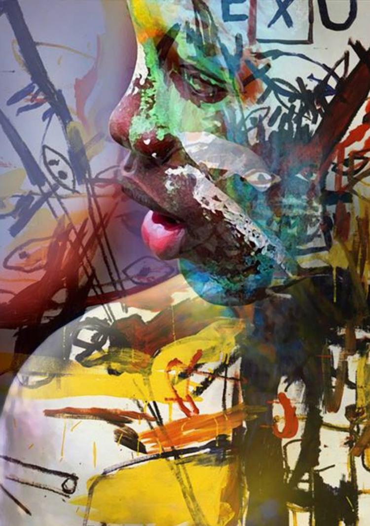Young Basquiat - amorartworks | ello