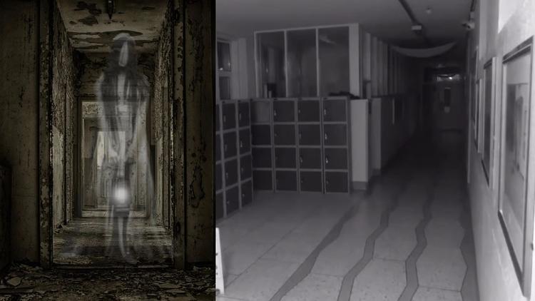 Vídeo: «Fantasma» aterroriza un - codigooculto | ello