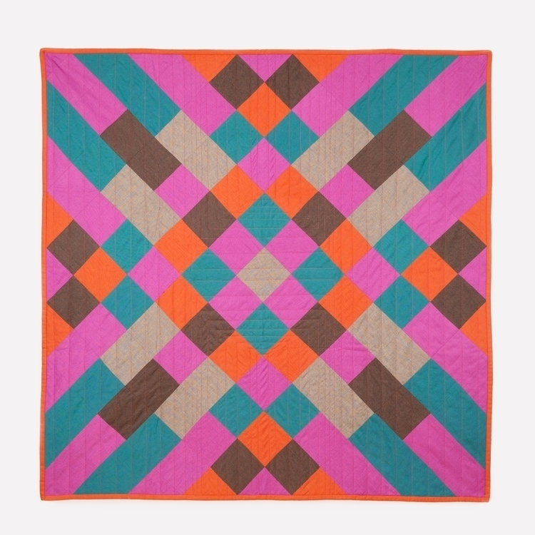 Picnic Quilt featured VA book P - pappersaxsten | ello