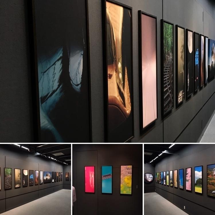 Japan, Olympus Gallery Osaka. e - hokushin | ello