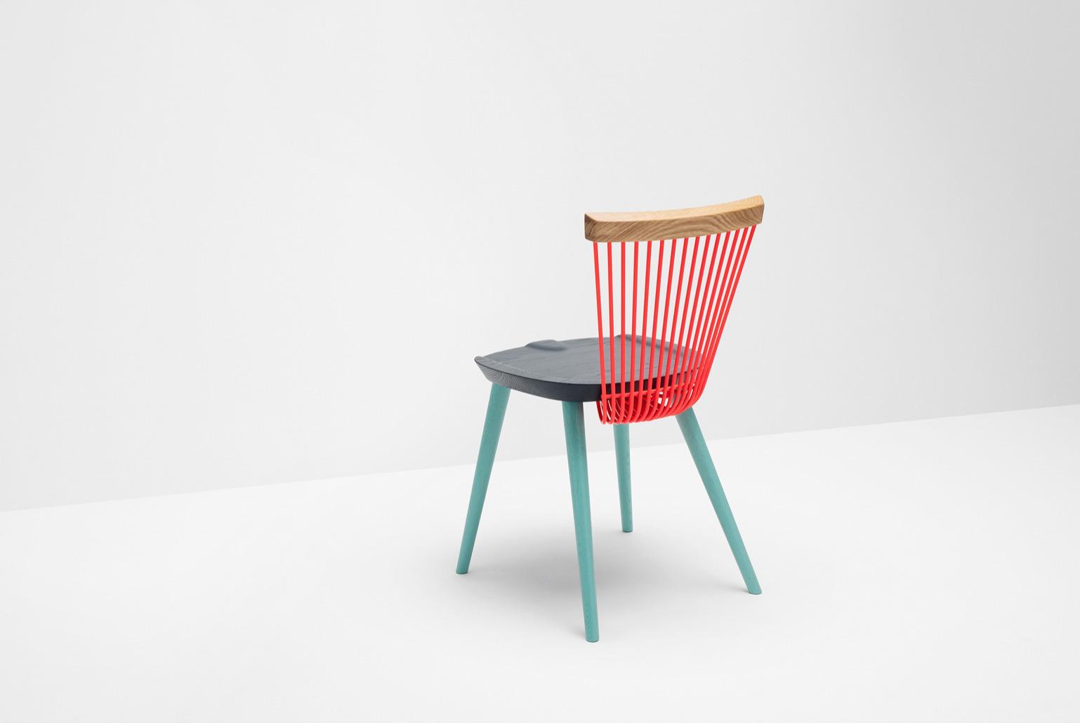 WW Chair Colour Series Hierve | - rachelmauricio | ello