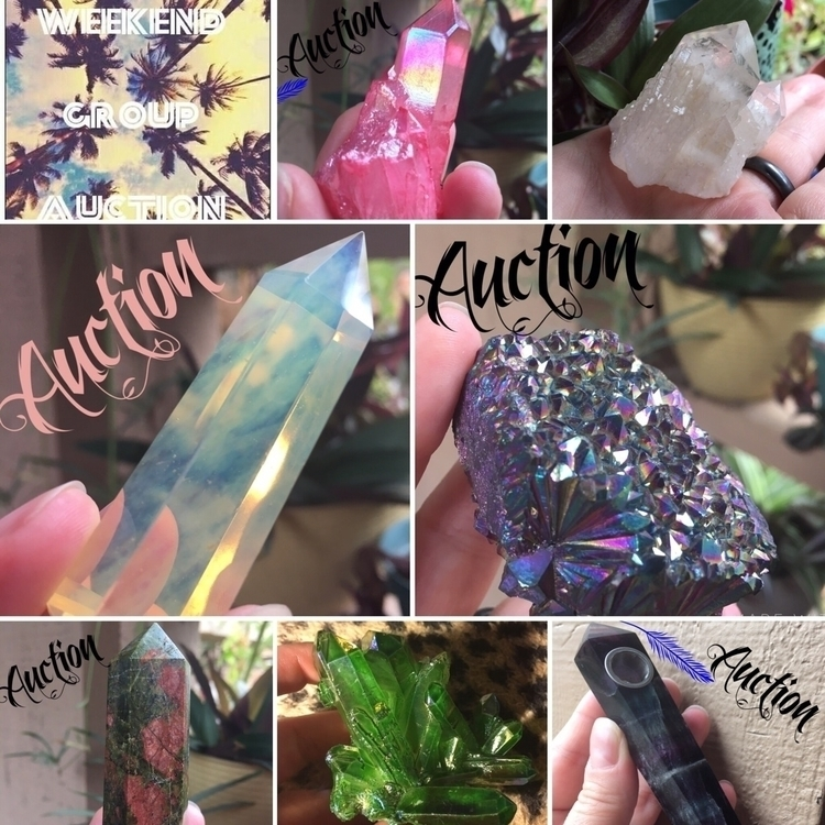 Check auctions HAPPENING Instag - magikaleeinclined | ello