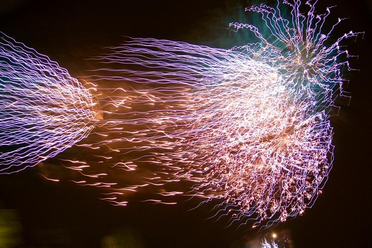 Photography, Fireworks, Timelapse - steverappmusic | ello