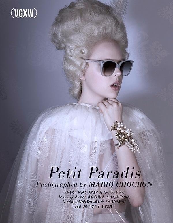 Petit Paradis Mario Chocrón Mac - virtuogenix | ello
